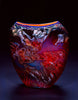 William Morris (American, b. 1957), Petroglyph Vessel, 1989, blown glass