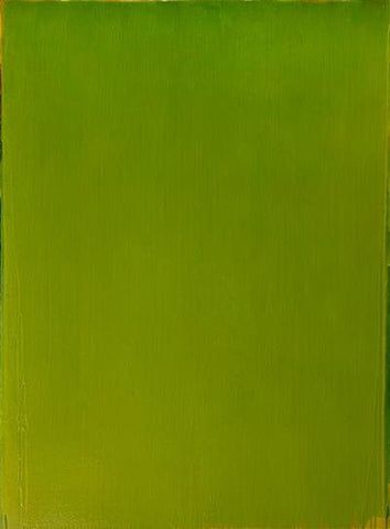 Joseph Marioni (American, b. 1943), Green Painting, 2004,  acrylic on canvas