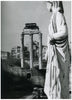 Max Peiffer-Watenphul (German, 1896-1976), Rom, Forum Romanum I, ca. 1932, photograph, signed