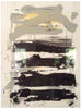 "Joan Mitchell (American, 1925-1992), ""Champs (Black, Gray and Yellow)"", 1991-92, lithograph, signed, ed. 125"