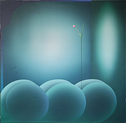 Stefan Knapp (Polish/British, 1921-1996),  Untitled, 1979, acrylic on canvas, signed and dated