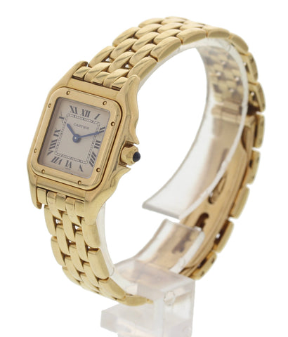 Ladies Cartier 18K Yellow Gold Panthere Watch, ref. 11810