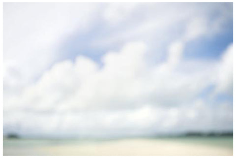 "Cheryl Maeder (American, Contemporary), ""Sea & Sky II"", photograph, signed, ed. 10"