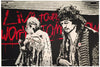 "Mr. Brainwash (French, b. 1966), ""Live Today Worry Tomorrow"", 2010, screenprint, signed, ed. 100"