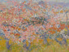 Thomas McGlynn (American, 1878-1966), Blossoms, oil on board, signed