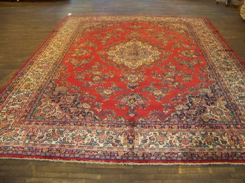 Persian Kazvin Rug, Iran, second quarter 20th century
