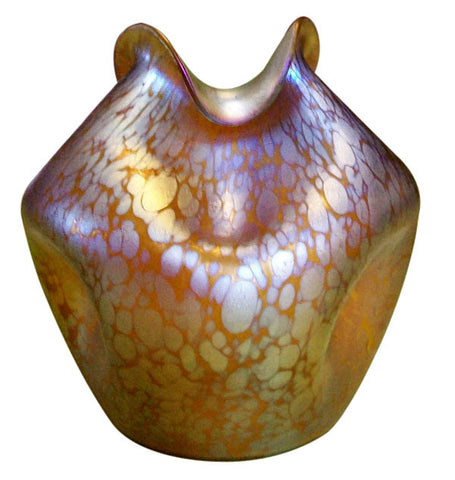 Loetz Art Glass Vase