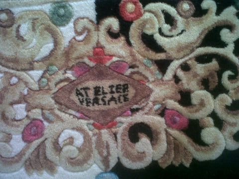 Versace Atelier Rug, designed by Gianna Versace (Italian, 1946-1997), made in China, ca. 2001