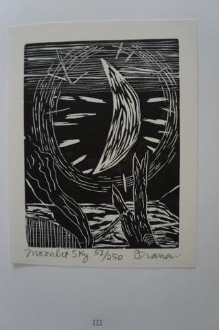 Jugline: A Fish Tale and a Portfolio of Prints, Ke Francis, 1992, signed, titled and numbered 52/250