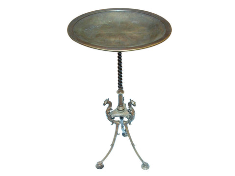 American Bronze Tilt-Top Stand, Tiffany & Co., New York, early 20th century