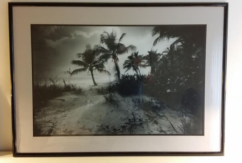 "Clyde Butcher (American, b. 1942), ""Estero Island"", a silver gelatin print, 1984, signed and numbered 3/250"