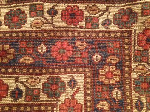 Qashqai Rug, Southwest Iran, late 19th/early 20th century