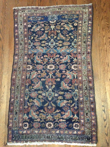 Persian Hamadan Rug, Western Iran, second quarter 20th century