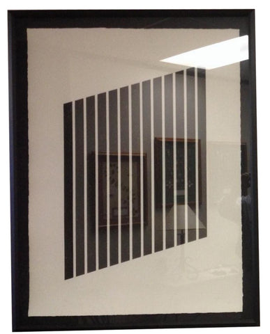 "Donald Judd (American, 1928-1994), ""Untitled 1978-1979"" (Schellmann 87), aquatint, 1978-1979, signed and numbered"