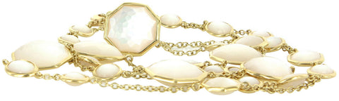 Ippolita 18K Yellow Gold and Mother of Pearl Necklace