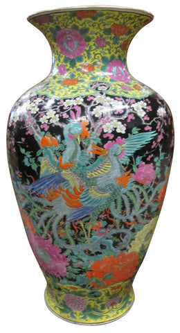 Japanese Colored Glaze Porcelain Jar in the Chinese Style