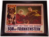 Son of Frankenstein Portrait Lobby Card