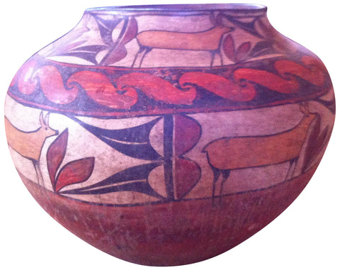 Zia Polychrome Jar