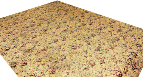 "An American ""Bigelow"" Machine Loomed Wool Carpet"