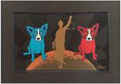 George Rodrigue (American, 1944-2013)