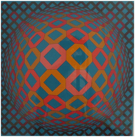 Victor Vasarely (French, 1906 or 1908-1997)