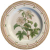 "Danish Porcelain ""Flora Danica"" Botanical Serving Plate"