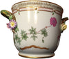 "Danish Porcelain ""Flora Danica"" Botanical Wine Cooler"