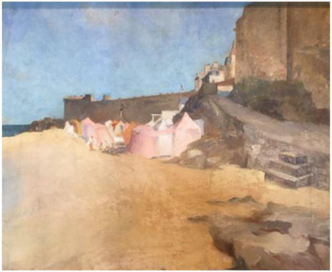 Attributed to Francis Murray Russell Flint (1915-1977)