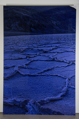 "Peter Lik (Australian, b. 1959), ""Dark Side of the Moon"", Death Valley, California, photograph, signed and numbered"