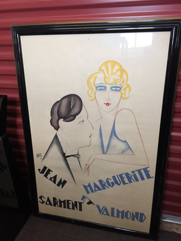 NAT (Jean Nathan, French, early 20th Century),