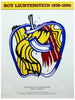 Roy Lichtenstein (American, 1923-1997), Apple (Poster), 1981, screenprint, ed. 3800