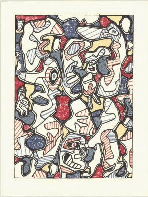 Jean Dubuffet (French, 1901–1985)