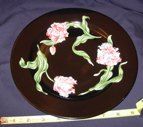 Tiffany & Co. Porcelain Table Service for Eight, in Mrs. Delany's Flowers pattern by Sybil Connolly, ca.1985
