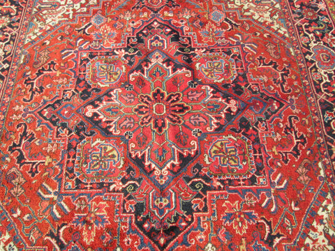 Persian Heriz Rug, Northwest Iran, second quarter 20th century,