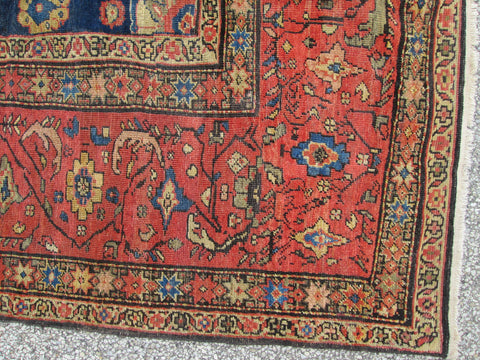 Persian Sultanabad Rug, Western Iran, Fourth quarter 19th century