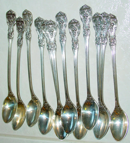 "American Silver Flatware Service, Reed & Barton, Taunton, Ma., 20th century, in the ""Francis I"" pattern"