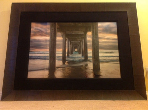 "Peter Lik (Australian, b. 1959), ""Endless Summer (La Jolla, California)"", c-print, signed, ed. 950"