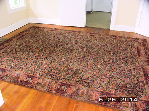 "American ""Beattie"" Machine Loomed Carpet"