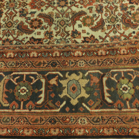 Mahal Carpet, Western Iran, 1st quarter 20th century, 14 ft. 3 in. x 9 ft. 9 in.