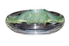 "Lalique Glass ""Yeso"" Bowl"