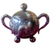 Chinese Export Silver Sugar Bowl