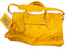 Balenciaga Yellow Leather City Bag