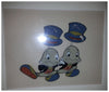 Pinocchio Jiminy Cricket Production Cel