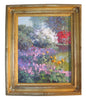 "Kent R. Wallis (American b. 1945), ""Floral Splendor"", oil on canvas, signed, 2002"