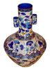 Chinese Cloisonne Enamel 'Arrow' Vase