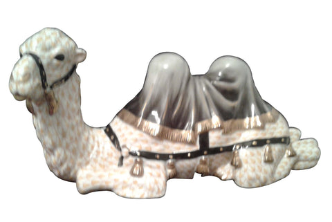 Herend Porcelain Figure of a Camel