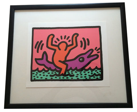 Keith Haring (American, 1958-1990)