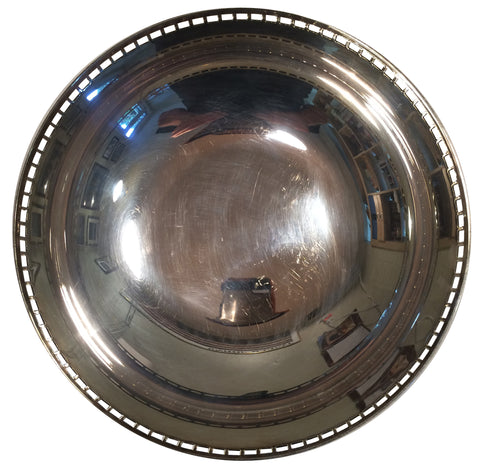 American Silver Plated Bowl