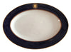 Oval Platter from Ronald Reagan Presidential Dinner Service