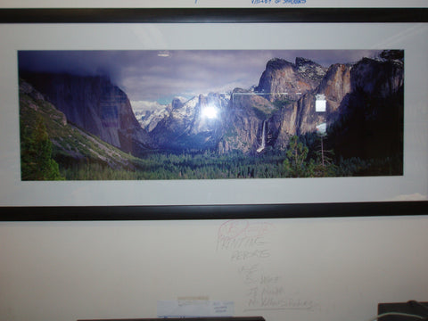 Peter Lik (Australian, b. 1959), ''Valley of the Shadows, Yosemite'', lifochrome photograph, signed and numbered